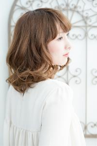 デジタルクリープパーマ☆keepオリジナルゆるフワミディー