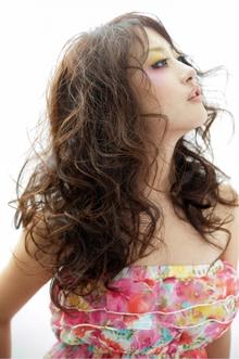 フラワーボヘミアン keep hair designのヘアスタイル