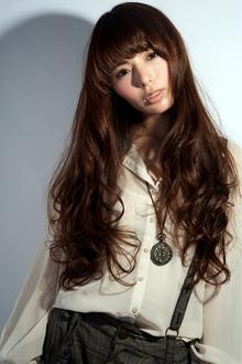 シンプルウェーブ keep hair designのヘアスタイル