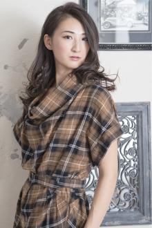 大人可愛い☆モダン美髪カール keep hair designのヘアスタイル