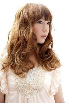 愛されモードカジュアル|keep hair designのヘアスタイル