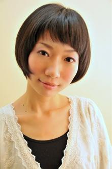 前下がり☆アンニュイボブ|keep hair designのヘアスタイル