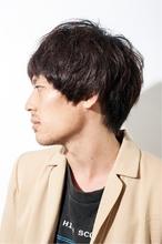 メンズマッシュショート|keep hair designのメンズヘアスタイル