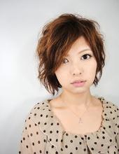 ボブ・パーマスタイル|Ark 富塚店のヘアスタイル