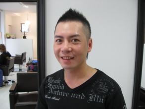 ガンバレ東北!|Ark 富塚店のヘアスタイル
