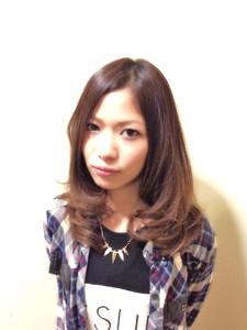 カジュアルムーブ|hair garden ans. 上北沢店のヘアスタイル