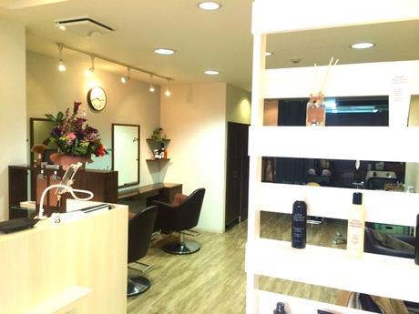 hair garden ans. 千歳烏山店