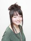アップ hair garden ans. 千歳烏山店のヘアスタイル
