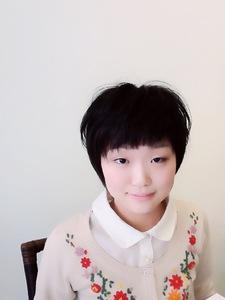 ショートスタイル|hair garden ans. 千歳烏山店のヘアスタイル