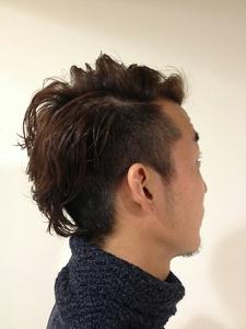 メンズスタイル SIELLAのヘアスタイル
