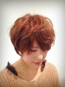 かわいい系ショート|SIELLAのヘアスタイル