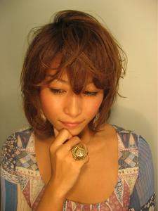 ふわゆるカール|KALOHA private hairsalonのヘアスタイル