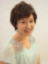 ふわゆるショート♪|KALOHA private hairsalonのヘアスタイル