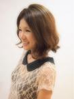クセ毛風パーマ|KALOHA private hairsalonのヘアスタイル