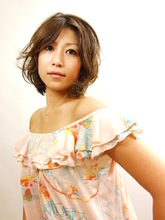 大人ハワイアン|KALOHA private hairsalon 木暮 アンナのヘアスタイル
