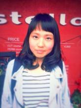 ショートバング|stella 東向日店のヘアスタイル