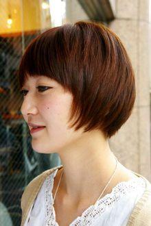 大人のナチュラルグラマッシュ♪|Que hairのヘアスタイル