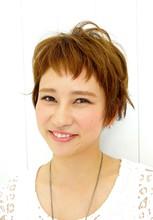 大人のユーロショート♪|Que hair 栗田 健一のヘアスタイル