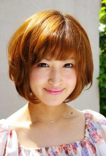重軽ミックスがポイント☆甘くなりすぎないフェミニンボブ♪|Que hairのヘアスタイル