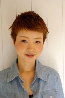 ベリーベリーショート☆|Que hairのヘアスタイル