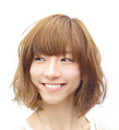 スプリングボブ♪|Que hairのヘアスタイル