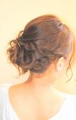 ふわゆるサイドup|STYLE INDEX 池袋店のヘアスタイル