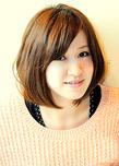 ナチュ☆マロボブ|STYLE INDEX 池袋店のヘアスタイル