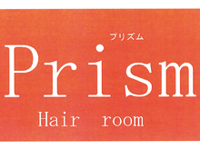 Hair room Prism  | ヘアールーム プリズム  のロゴ
