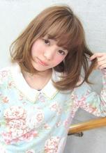 ゆるフワBOB|Hair room Prismのヘアスタイル