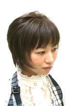 ショート Hair room Prism 小池 佐和子のヘアスタイル