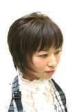 ショート|Hair room Prismのヘアスタイル
