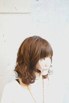 キュートカール|Hair room Prismのヘアスタイル