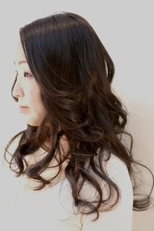 ナチュラルカール|Hair room Prismのヘアスタイル
