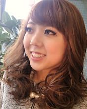 セミディ♪ふわカール|KAMI-YU 千川店のヘアスタイル