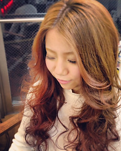 Pink Nuance|KAMI-YU 千川店のヘアスタイル