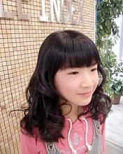 お出かけキュート|STYLE INDEX 新大塚店のキッズヘアスタイル