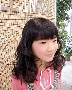 お出かけキュート|STYLE INDEX 新大塚店のヘアスタイル
