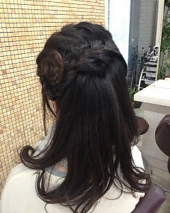 結婚式2次会スタイル|STYLE INDEX 新大塚店のヘアスタイル