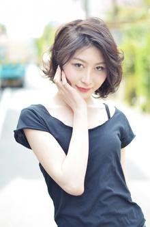 『PRESENCE BRAINS』辛口☆MIxクールボブ|PRESENCE BRAINS 下北沢のヘアスタイル