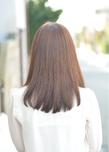 『PRESENCE BRAINS』ツヤが引き立つナチュラルスタイル☆