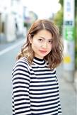 『PRESENCE BRAINS』大人かっこいいハンサムウェーブ☆|PRESENCE BRAINS 下北沢のヘアスタイル