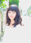 『PRESENCE BRAINS』ナチュラルピュアパーマ|PRESENCE BRAINS 下北沢のヘアスタイル