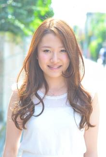 『PRESENCE BRAINS』愛されマーメイドロング|PRESENCE BRAINS 下北沢のヘアスタイル