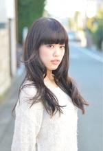『PRESENCE BRAINS』アンニュイロング☆|PRESENCE BRAINS 下北沢 佐藤 康浩のヘアスタイル