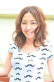 『PRESENCE BRAINS』クセ毛風カール|PRESENCE BRAINS 下北沢のヘアスタイル