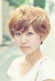 『PRESENCE BRAINS』ゆるかわSummer short|PRESENCE BRAINS 下北沢のヘアスタイル