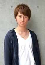 『PRESENCE BRAINS』ナチュラルモテショート☆|PRESENCE BRAINS 下北沢のメンズヘアスタイル