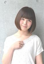 【透明感が決め手♪】|PRESENCE BRAINS 下北沢のヘアスタイル