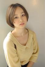 スリーキー☆ショートボブ|beyondのヘアスタイル