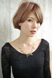 """Pearl Chocolate""|beyond-""E""のヘアスタイル"